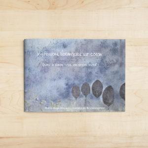 Livret Impressions botaniques sur coton